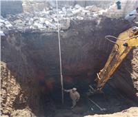 محافظة البحيرة يوجه بمتابعة حالة المصارف والجاري المائية
