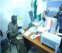 صور| قافلة الأزهر الطبية توقع الكشف الطبي على 3311 شخصًا