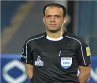 الحنفي يدير مباراة الأهلي والمصري البورسعيدي