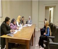 «مودة» يعقد مقابلات مع 104 من كوادر الشبابية