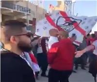 «السوبر يا زمالك» تشعل حماس لاعبي الأبيض قبل مواجهة الترجي