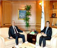 بحث ترتيبات زيارة المدير العام للإيسيسكو إلى أذربيجان