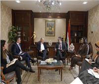 وزير السياحة والآثار يبحث سُبل التعاون مع مسئولي «TUI» العالمية