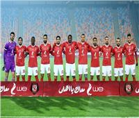 الأهلي يكتب الكلمة العليا في الـ 45 دقيقة الاولى أمام المصري