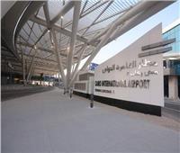 مصادرة قبضات حديدية من لاعب منتخب الرماية بمطار القاهرة