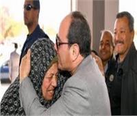 فيديو| «سيدة عزبة الهجانة»: «الرئيس السيسي قالي ما تحمليش هم أي حاجة»