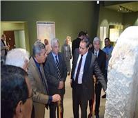 «أسبوع الجامعات» يبدأ جولته الإرشادية في متحف سوهاج القومي