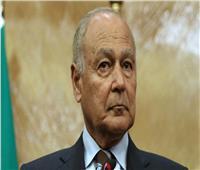 أبو الغيط يبحث مع أمين عام حلف الناتو التحديات الإقليمية
