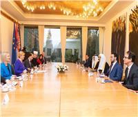 «العيسى» يناقش مبادرات العالم الإسلامي مع رئيس الوزراء الكرواتي