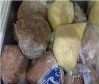 ضبطلحوم وجبن غير صالحة للاستهلاك داخل مطعم بغرب الإسكندرية