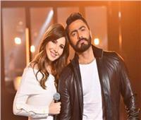«تذكرتي» تستعد لطرح تذاكر حفل جديد لتامر حسني ونانسي عجرم