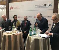 سامح شكري يستعرض رؤية مصر للتحديات بمنطقة شمال شرق أفريقيا