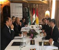 أبو الغيط يبحث مع رئيس وزراء إقليم كردستان العراق تطورات الأوضاع