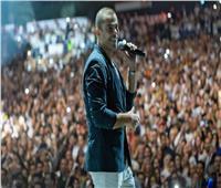 فيديو| تعليق عمرو دياب على انتشار أغاني المهرجانات