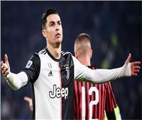 رسميًا .. رونالدو يغيب عن مواجهة بريشيا في الدوري الإيطالي
