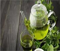 الشاى الأخضر يحتوي على مستخلصات طبيعية تساعد على تقليل أمراض الكبد