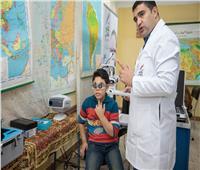 صور| «نور حياة» تُجري الكشف الطبي على 55680 تلميذًا في أسبوع