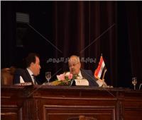 رئيس جامعة القاهرة: لن نستطيع الانتقال إلى عصر العلم دون تطوير العقل