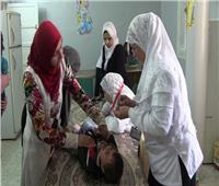 استهداف 38 ألف طفل للتطعيم ضد الشلل بالوادي الجديد