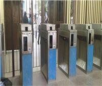 على غرار المترو.. «بوابات ذكية» في محطات القطارات لمنع «التزويغ»