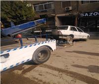 محافظ القاهرة يشدد على رؤساء الأحياء بإزالة المخلفات بالشوارع