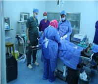 صور| حالات مرضية صادمة في تشاد ترويها قافلة الأزهر الطبية
