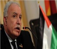 وزير الخارجية الفلسطيني يتسلم أوراق اعتماد ممثل الاتحاد الأوروبي