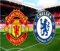 بث مباشر| مباراة تشيلسي ومانشستر يونايتد في البريميرليج