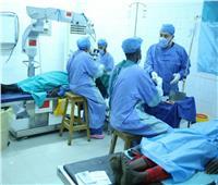 قافلة الأزهر الطبية في تشاد توقع الكشف الطبي على 4660 شخصًا
