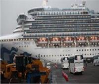 الخارجية البريطانية بصدد إجلاء مواطنيها على متن السفينة الموبوءة قبالة اليابان