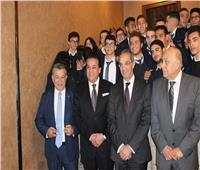 المدير الإقليمي للتصنينف البريطاني: وجود 20 جامعة مصرية إنجاز كبير