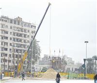 المشرف على تطوير التحرير: تحويل سطح جراج الميدان لمتحف أثري مفتوح