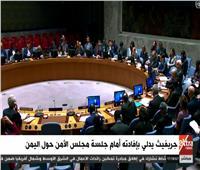 بث مباشر| جلسة مجلس الأمن حول الأوضاع في اليمن