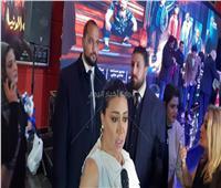 """رانيا يوسف تصل العرض الخاص لفيلم """"صندوق الدنيا"""""""
