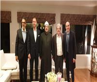 وزير الأوقاف يلتقي وفدًا سويسريًا رفيع المستوى بجنيف