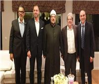 مندوب جامعة الدول بالأمم المتحدة يدعو لتكرار لقاءات وزير الأوقاف بالمحافل الدولية