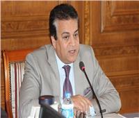 عبدالغفار يتلقى تقريرًا بشأن بروتوكول بين إعداد القادة والأعلى للآثار