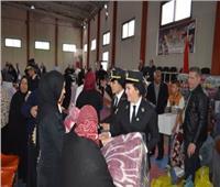 الداخلية توجه قوافل طبية وغذائية للبسطاء في القرى