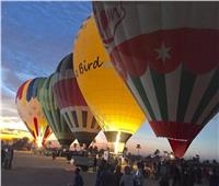 بسبب سوء الأحوال الجوية .. إلغاء رحلات البالون الطائر في الأقصر
