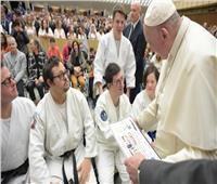 البابا فرنسيس: الودعاء هم من يتحلون بالرحمة والثقة