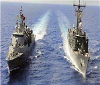 القواتالبحرية المصرية والفرنسية تنفذان تدريباً بحرياً عابراً بالبحر الأحمر