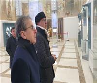 وفد «الإيسيسكو» يزور مركز الإمام البخارى ومصنع ورق المخطوطات في أوزباكستان