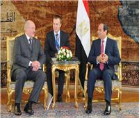 رئيس بيلاروسيا: التوقيع على اتفاقيات ومذكرات مع مصر لتعزيز التعاون
