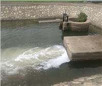 محافظة الغربية تقرر إيقاف محطة خلط مياه الصرف على بحر سيف