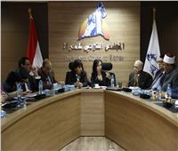 مايا مرسي: دراسة مقترح تعديل تشريعي لمواد جريمة ختان الإناث