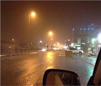 محافظة القليوبية للمواطنين:«لا تقتربوا من أعمدة الإنارة في حالة سقوط الأمطار»