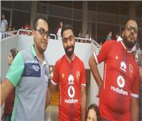 خاص| شقيق حسين الشحات يتوجه إلى الإمارات لدعمه في السوبر
