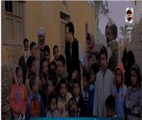 بالفيديو | معاناة أهالي قرية «نجع العرب» بأسوان