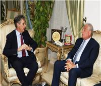 السفير البريطاني من شرم الشيخ: عودة الشركات السياحية الإنجليزية قريبًا