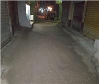 شكوى من أهالي شارع حسن عنبر بسبب رصف «إنترلوك»